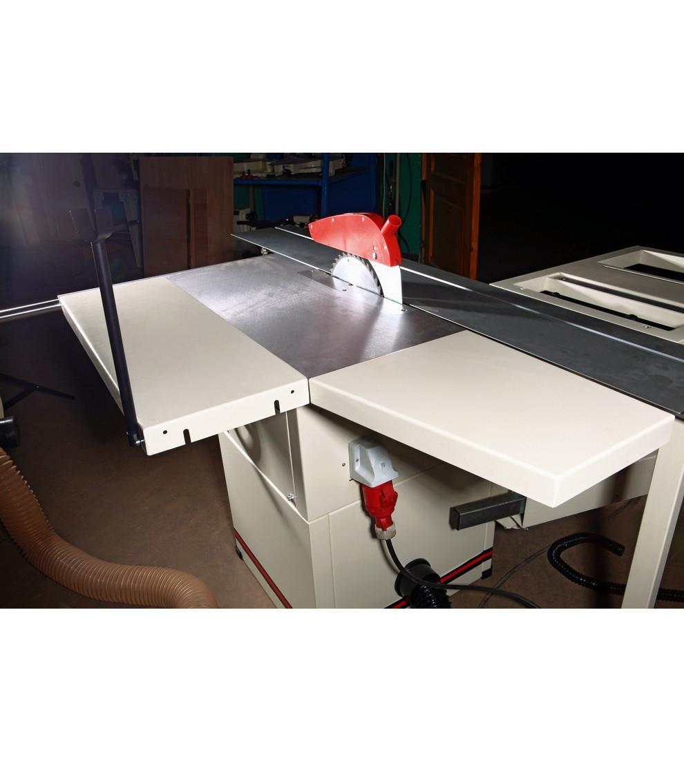 Циркулярная пила с подвижным столом Jet JTS-600XL