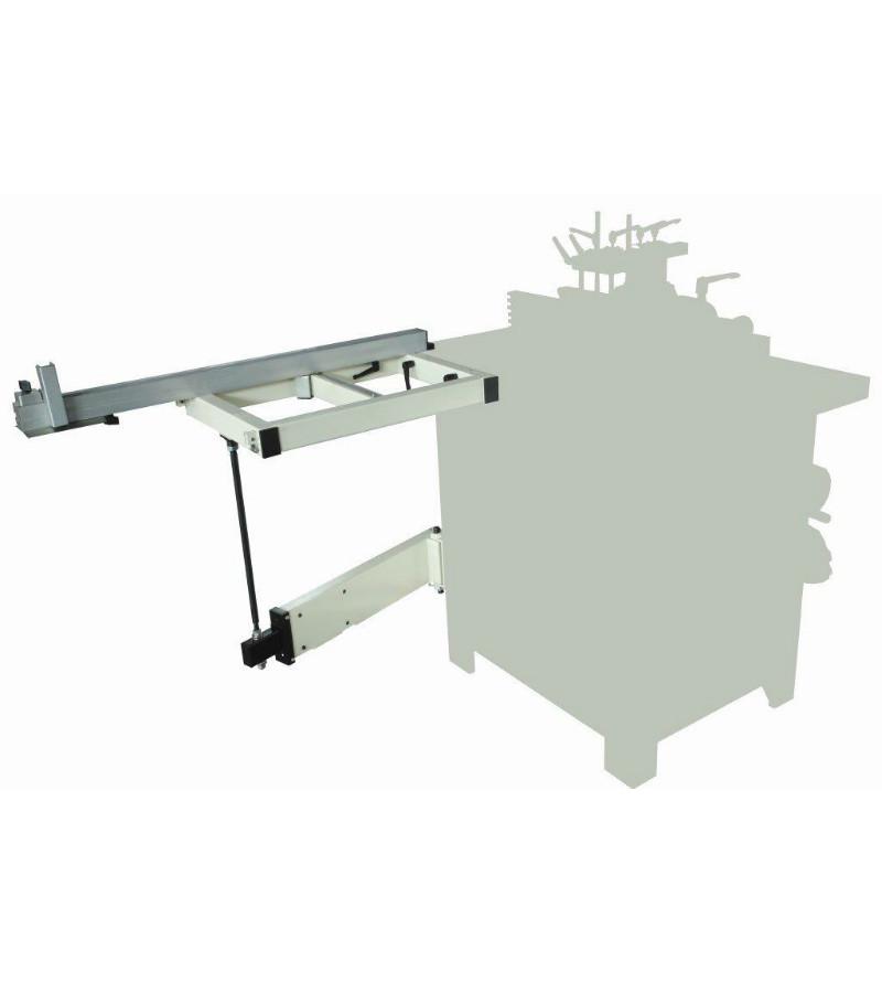 Универсальный фрезерный стол Jet JWS-2600