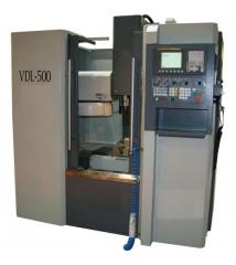 Вертикальный фрезерный станок с ЧПУ VDL500