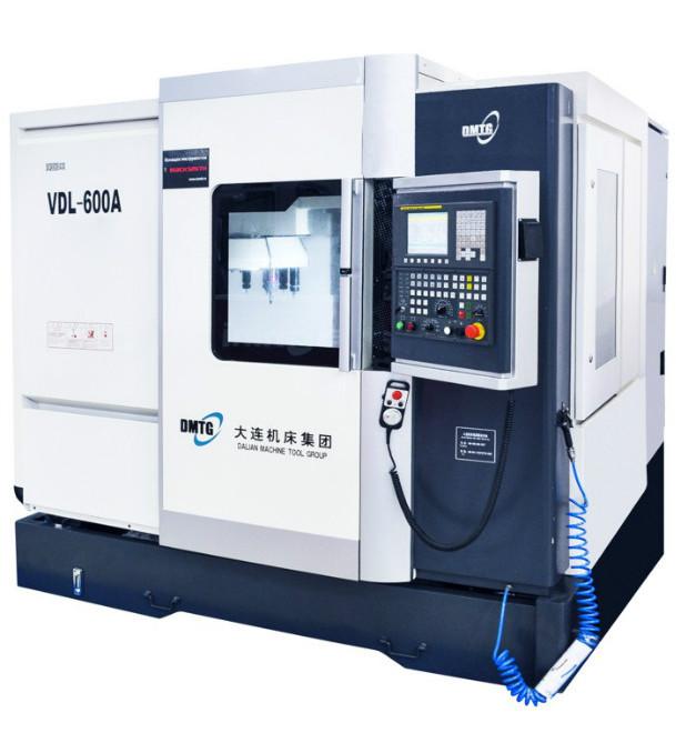 Вертикальный фрезерный станок с ЧПУ VDL600A