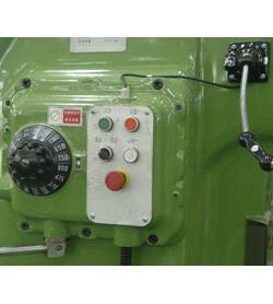 Вертикально-фрезерный станок X5040