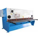 Гидравлическая гильотина по металлу НГ6Г.01 с ЧПУ