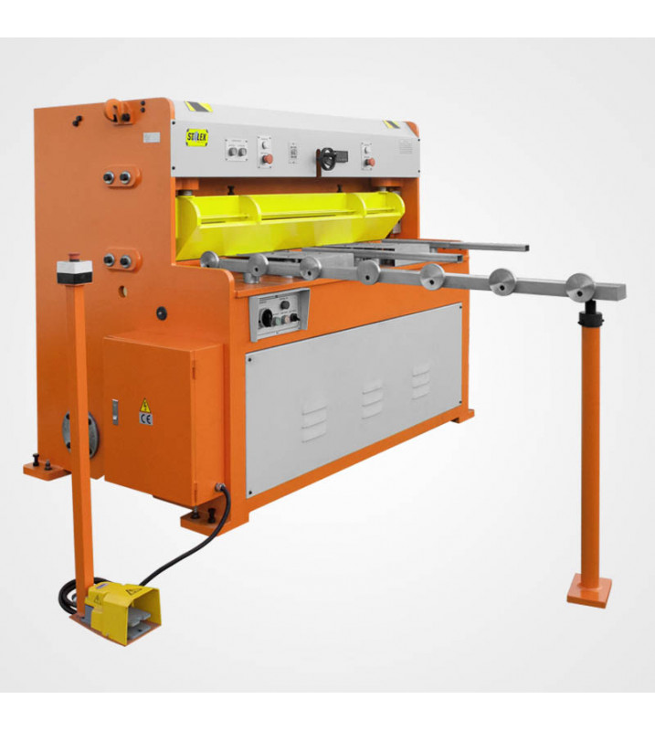 Гильотина гидравлическая по металлу Stalex HQ11 6,5x1300