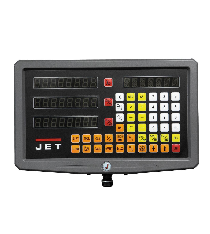Токарно-винторезный станок JET GH-2680 ZH DRO