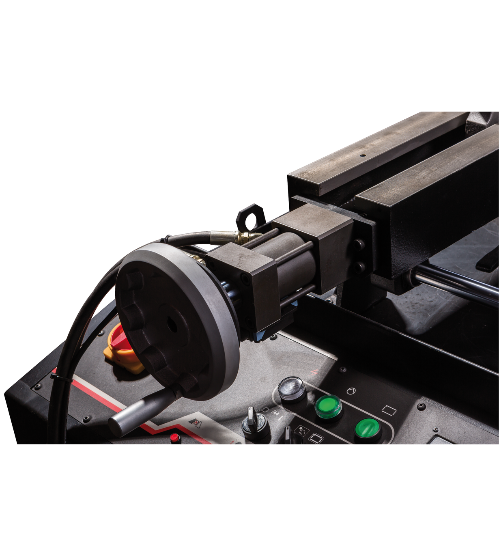 Полуавтоматический ленточнопильный станок JET ELITE EHB-350DSVIP