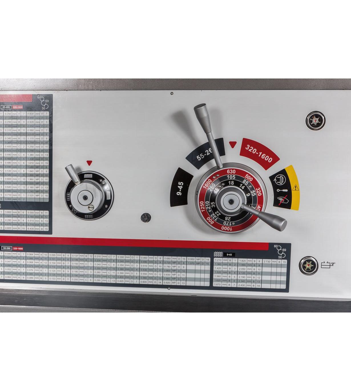 Токарно-винторезный станок серии JET GH-20120 ZH DRO