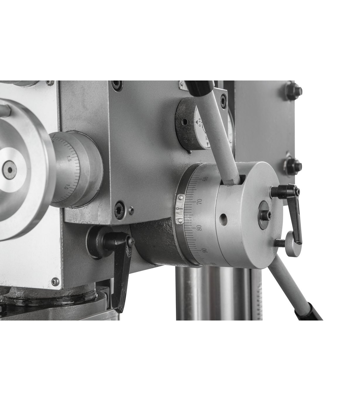 Редукторный сверлильный станок JET JGHD-32PF