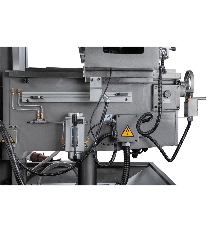 Широкоуниверсальный фрезерный станок JET JUM-1153VXL DRO