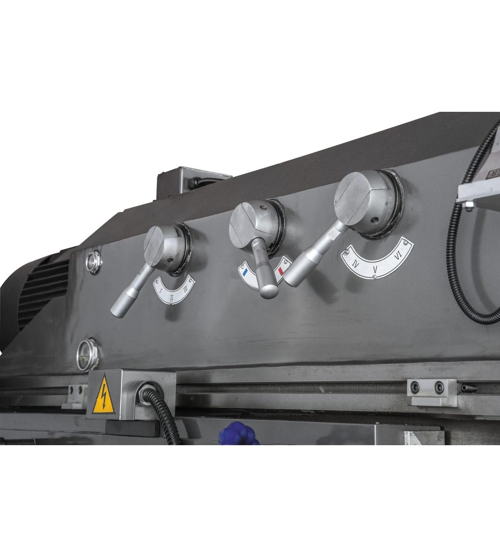 Универсальный фрезерный станок JET JUM-2063VXL Servo DRO