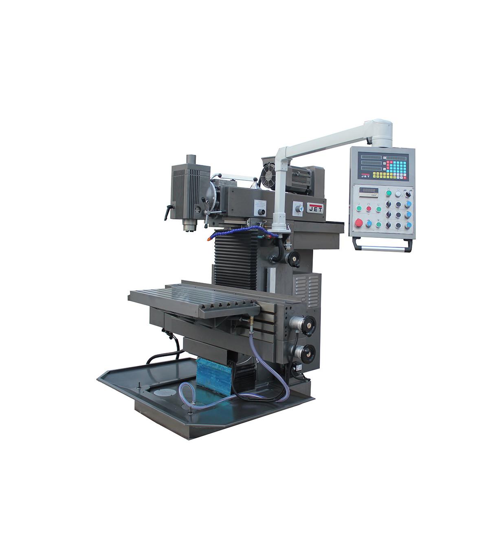 Универсальный фрезерный станок JET JUTM-1632 Servo DRO