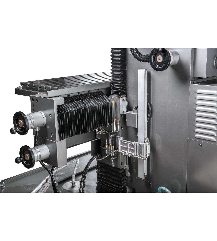 Универсальный фрезерный станок JET JUTM-1834 Servo DRO