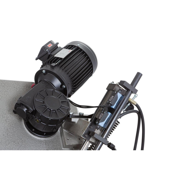 Полуавтоматический ленточнопильный станок JET MBS-1113DASP
