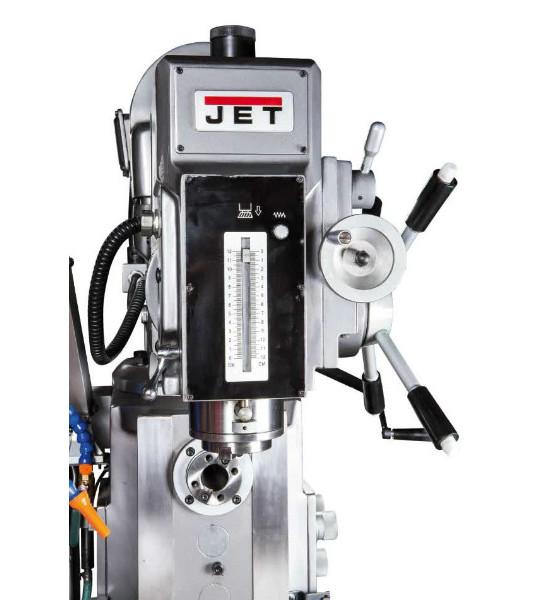 Универсальный фрезерный станок JET JMD-26X2 DRO