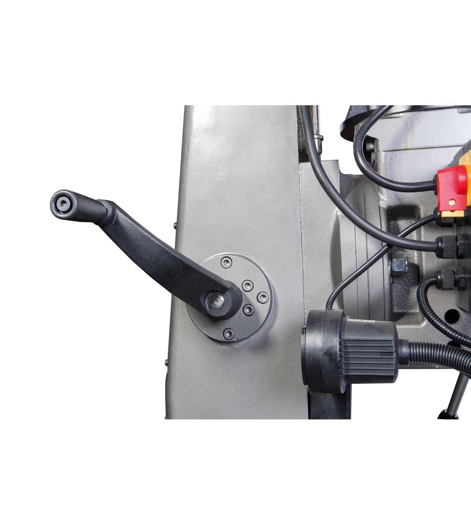 Сверлильно-фрезерный станок JET JMD-45PFD