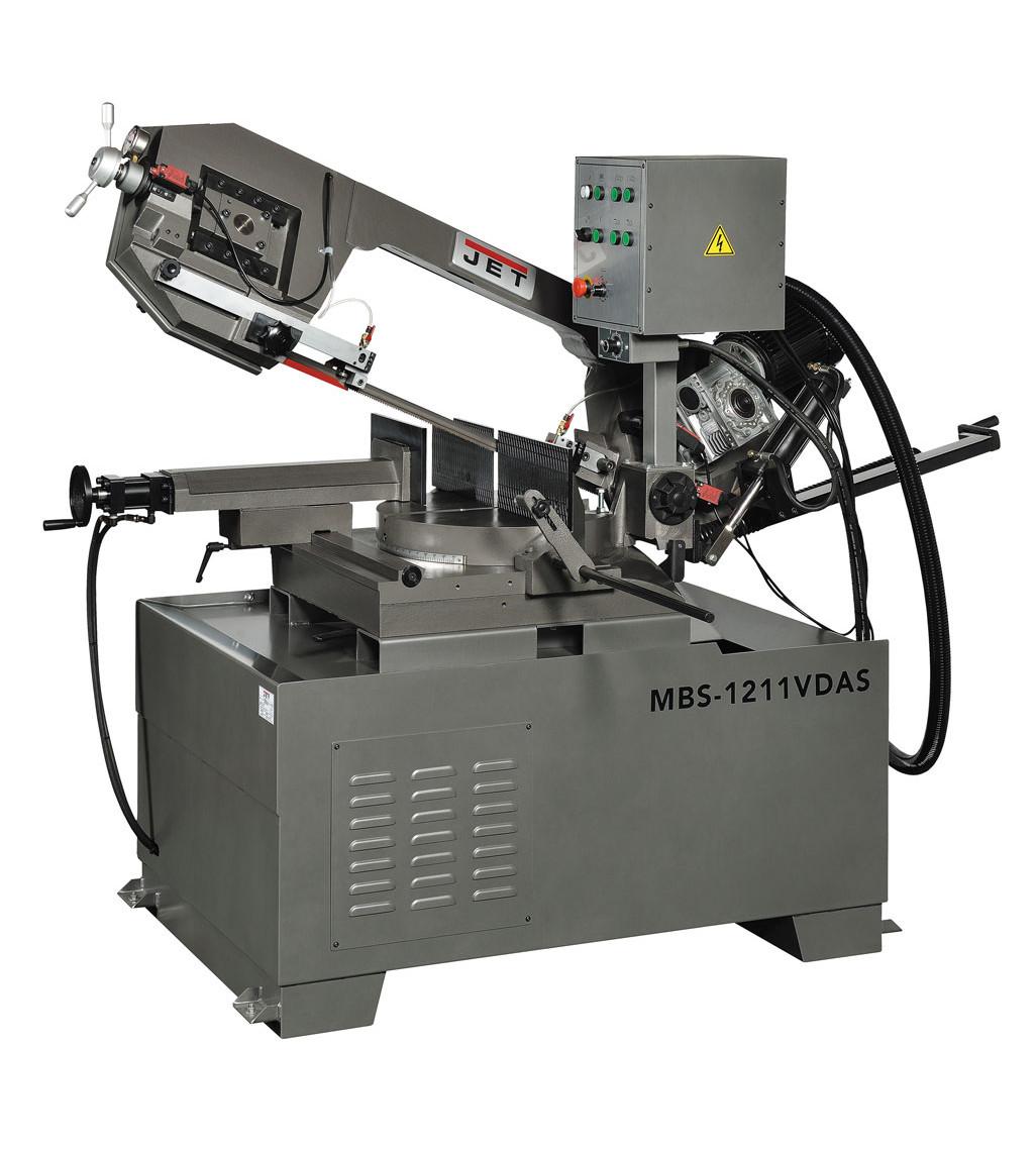 Ленточнопильный станок JET MBS-1211VDAS