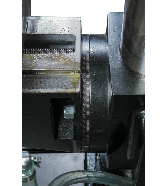 Сверлильный станок JET GHD-50PF