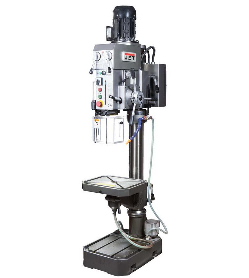 Сверлильный станок JET GHD-30PFB