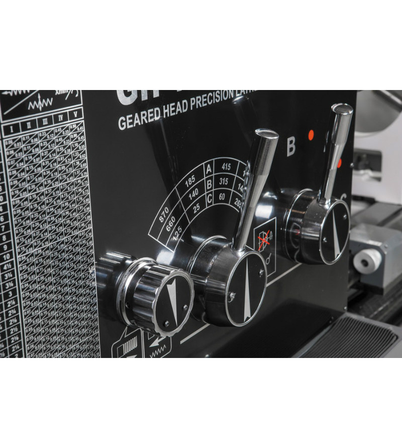 Токарно-винторезный станок JET GH-1880 ZX