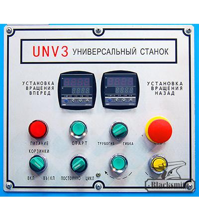 Универсальный станок для ковки UNV3 BlackSmith
