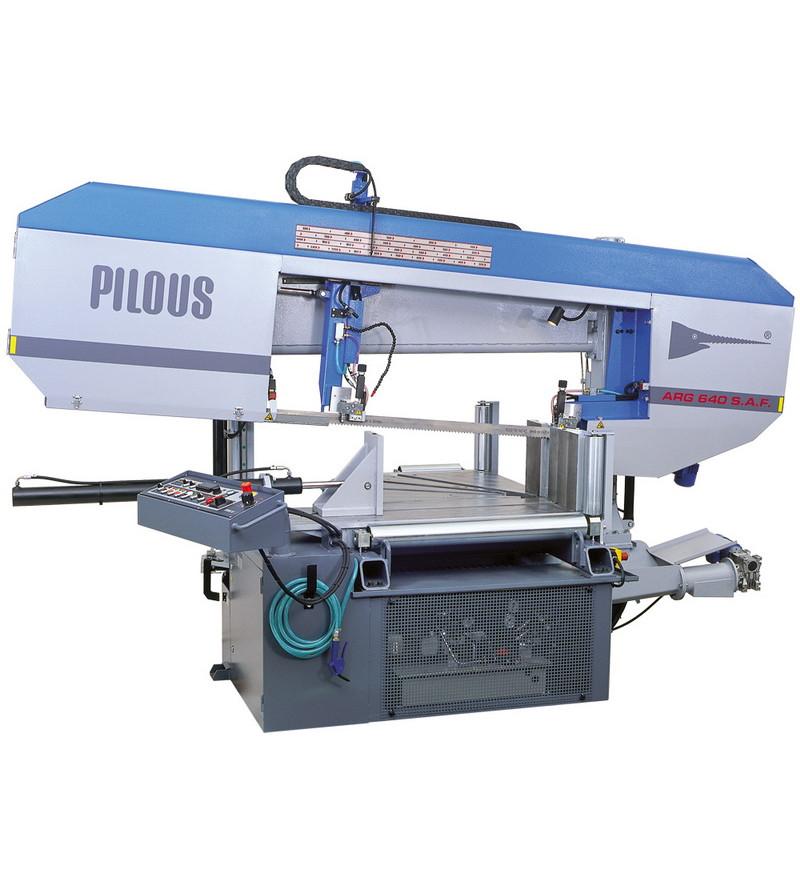 Ленточнопильный станок Pilous ARG 640 PLUS S.A.F.