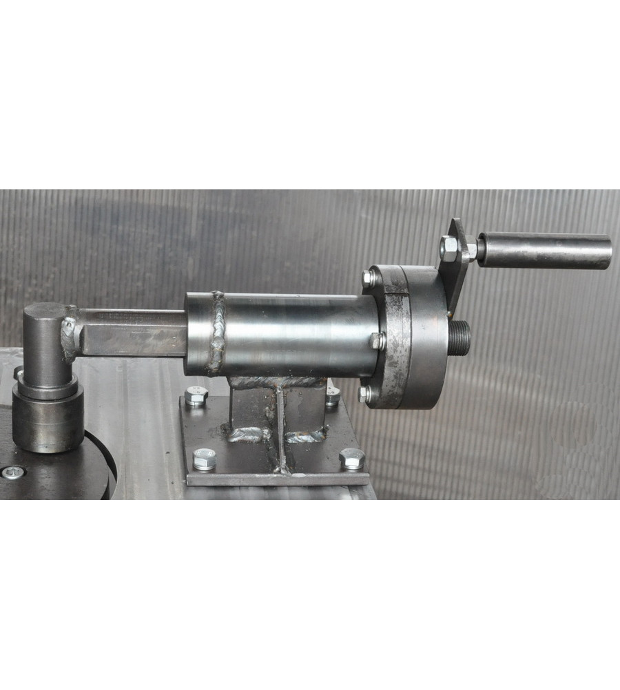 Кузнечный станок с ЧПУ для холодной ковки Феррум 1-16