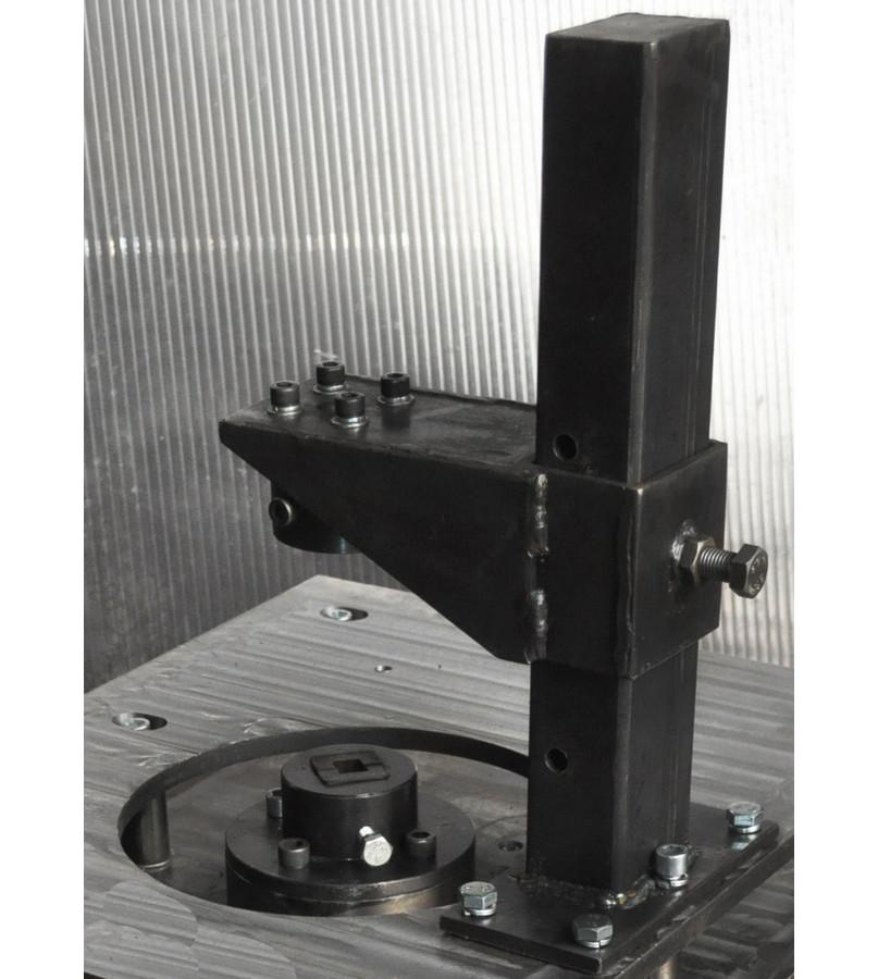 Кузнечный станок с ЧПУ для холодной ковки Феррум 2-16