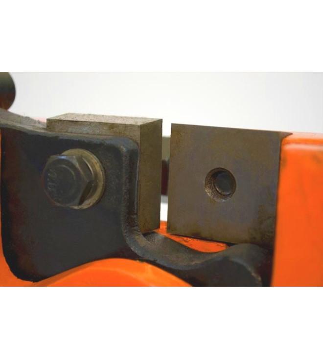 Рычажные ножницы по металлу Stalex MS-24