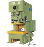 Однокривошипный механический пресс  JC 23-25