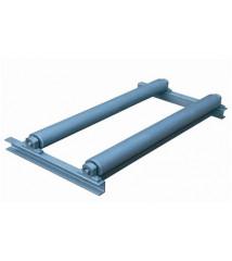 Легкий рулонный размотчик металла серии НР