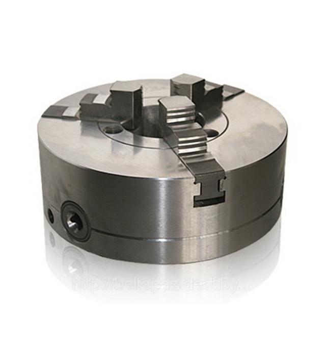 Патрон токарный 3-х кулачковый 3-100.02.11 d=100мм (7100-0002)