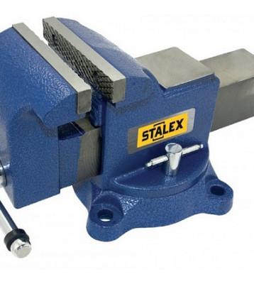 Тиски слесарные поворотные STALEX Гризли 200