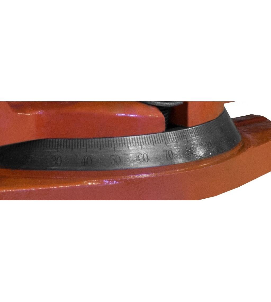 Тиски станочные поворотные STALEX TQС6