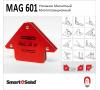 Магнитный угольник MAG 601