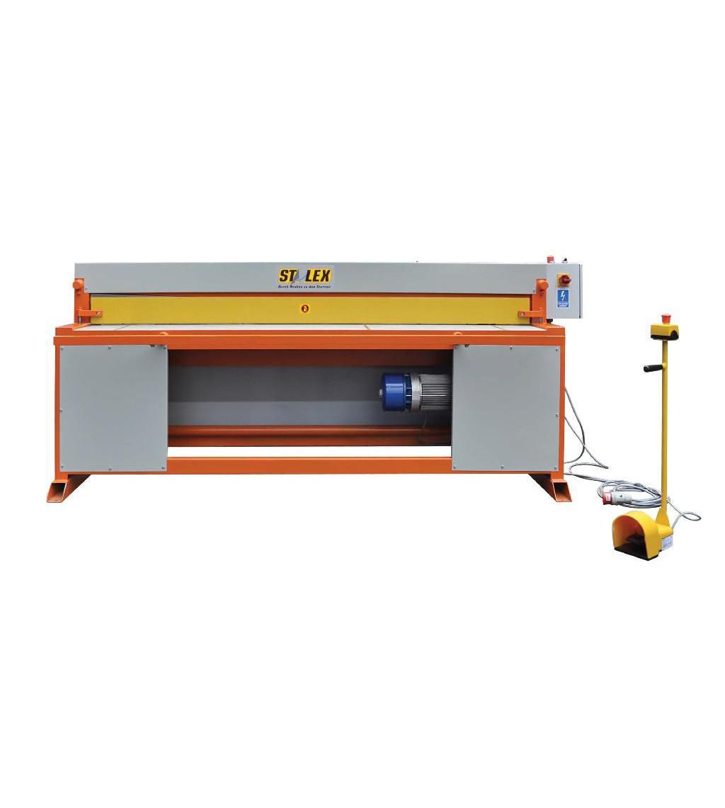 Электромеханическая гильотина Stalex GM 1000/1.5