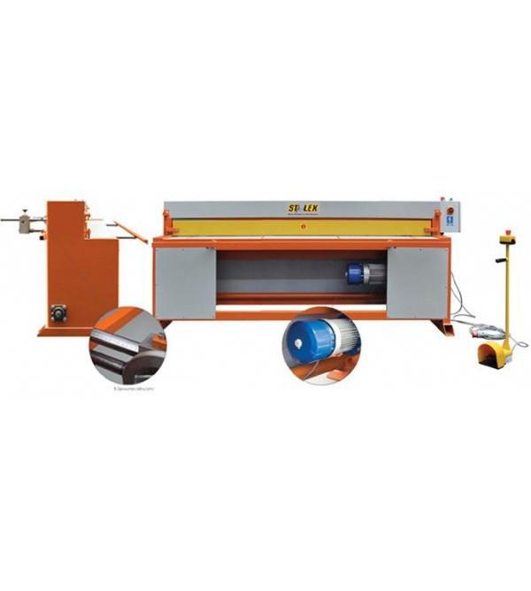 Электромеханическая гильотина STALEX GM 2500/1.5