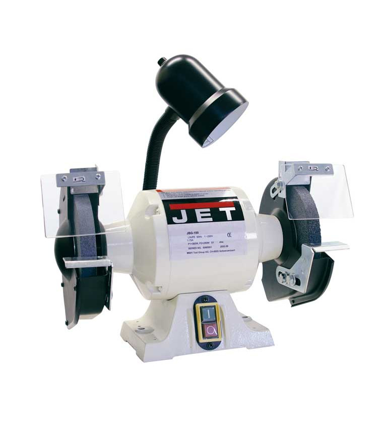 Станок заточной JET JBG-150
