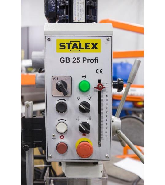 Станок сверлильный редукторный Stalex GB25 Profi