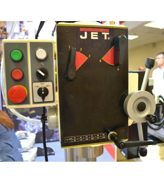 Сверлильный станок JET GHD-46PF