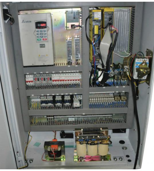 Токарный станок с ЧПУ CKE 6150z