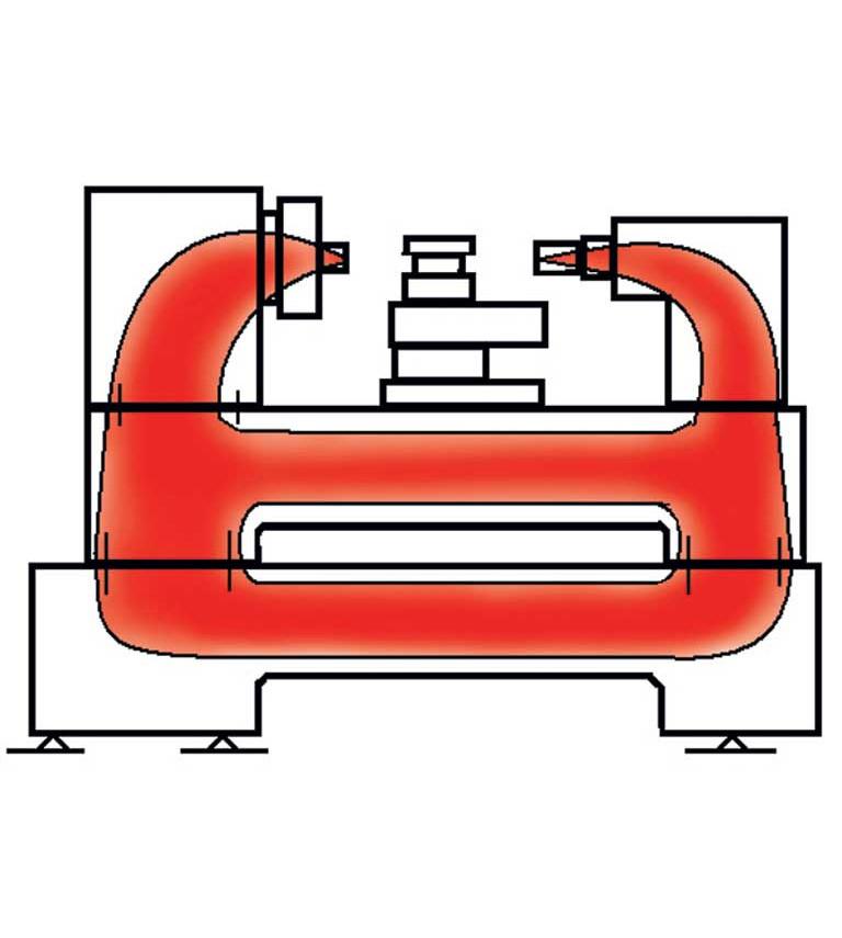 Токарно-винторезный станок JET GH-20120 ZH
