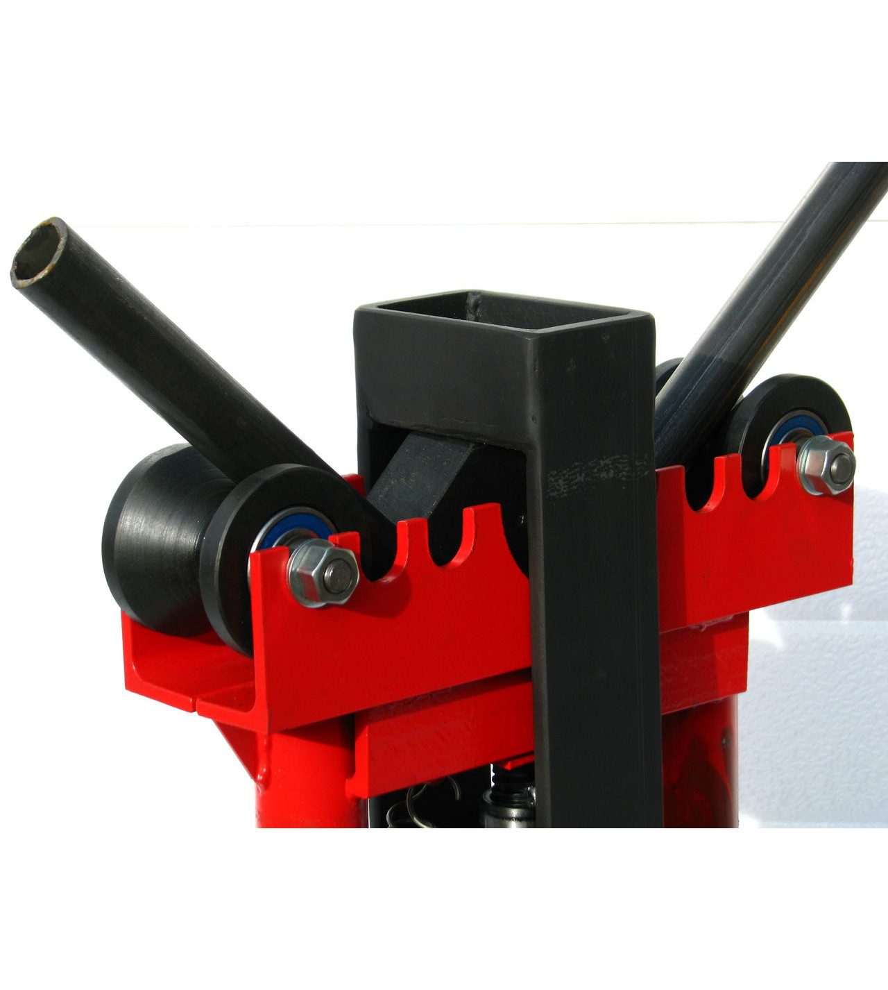 Ручной гидравлический профилегиб АПВ 8-мини