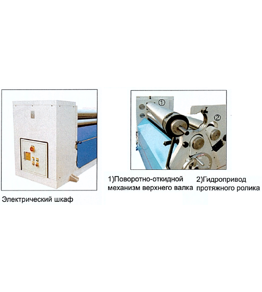 Станок вальцовочный гидравлический Stalex HSR-2500x6.5