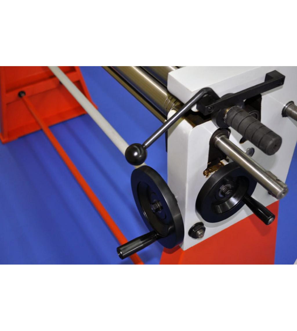 Вальцы ручные Stalex W01-2x1250