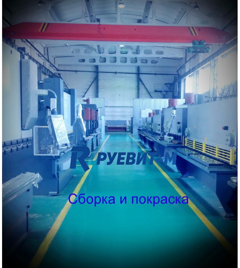 Гидравлическая гильотина по металлу НГ13Г