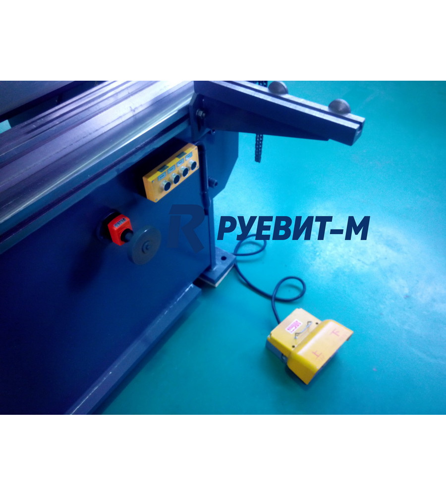 Гидравлический листогиб ПЛГ-100.2500