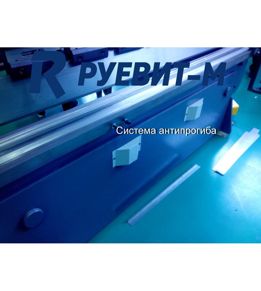 Гидравлический листогиб ПЛГ-К-63.2000 с ЧПУ