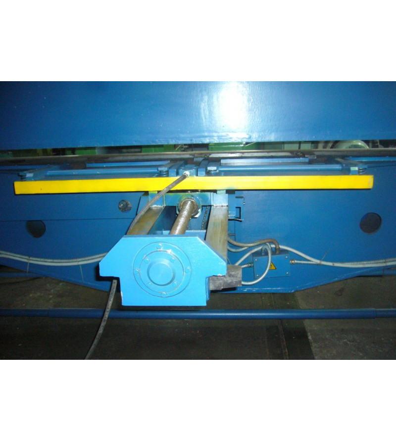 Гидравлический листогиб с поворотной балкой ИВ2142